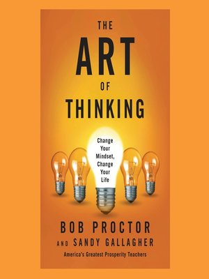 cover image of The Art of Thinking
