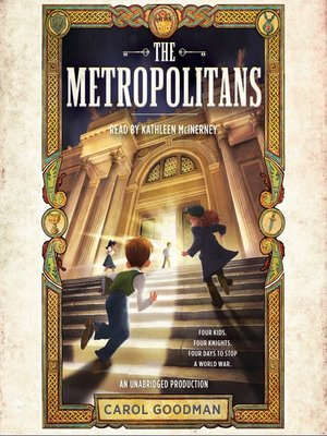 cover image of The Metropolitans