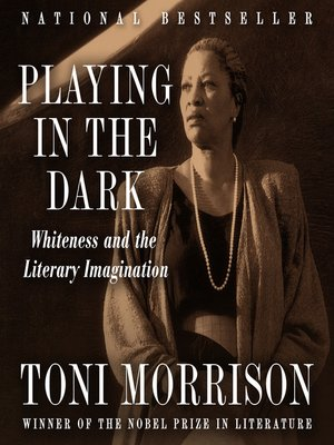 cover image of Playing In the Dark