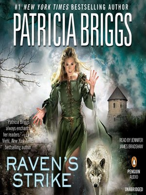 cover image of Raven's Strike