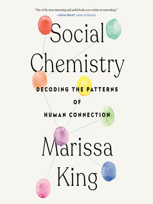 cover image of Social Chemistry