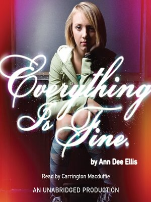 cover image of Everything is Fine.