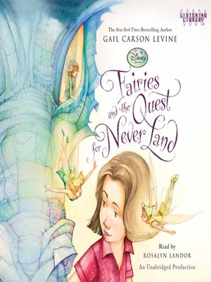 cover image of Fairies and the Quest for Never Land