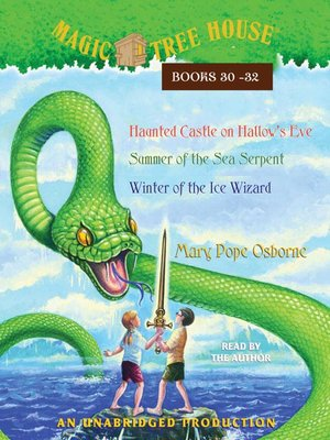 cover image of Magic Tree House Collection, Books 30-32