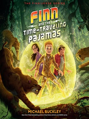 cover image of Finn and the Time-Traveling Pajamas