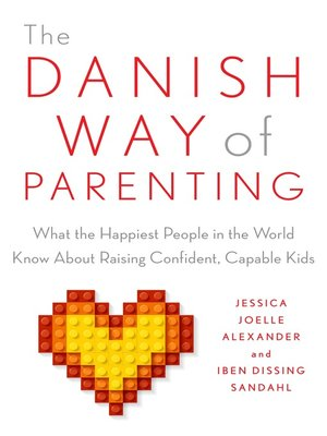 cover image of The Danish Way of Parenting