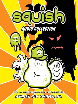 cover image of Squish Audio Collection: 1-4