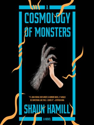 cover image of A Cosmology of Monsters