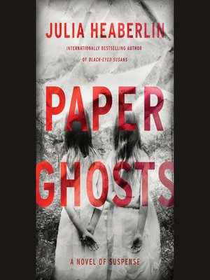 cover image of Paper Ghosts