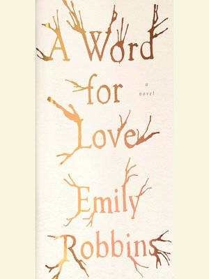 cover image of A Word for Love