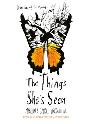 cover image of The Things She's Seen