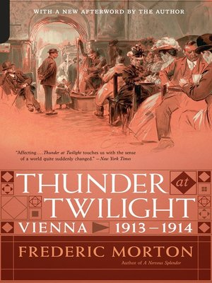 cover image of Thunder at Twilight