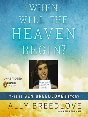 cover image of When Will the Heaven Begin?