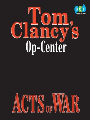 cover image of Acts of War