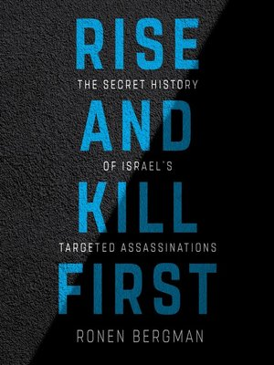 cover image of Rise and Kill First