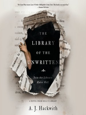 cover image of The Library of the Unwritten