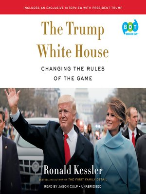 cover image of The Trump White House