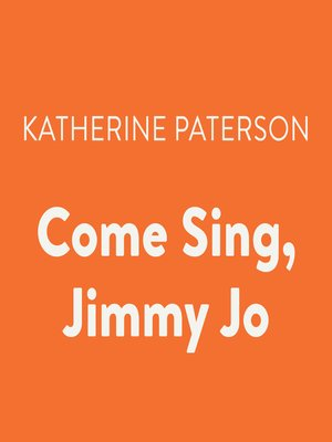 cover image of Come Sing, Jimmy Jo