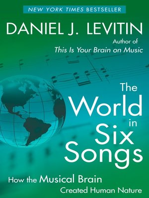 cover image of The World in Six Songs