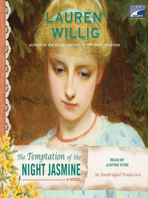 cover image of The Temptation of the Night Jasmine
