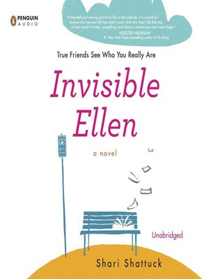 cover image of Invisible Ellen