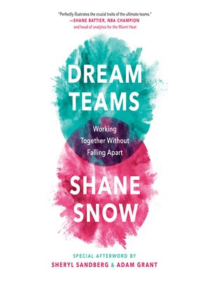 cover image of Dream Teams