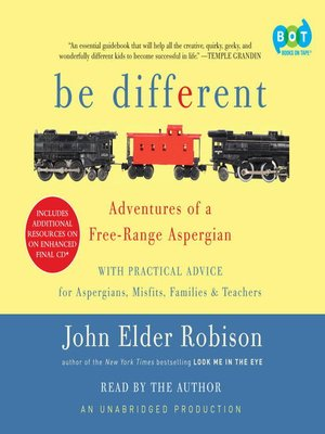 cover image of Be Different