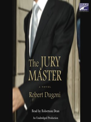 cover image of The Jury Master