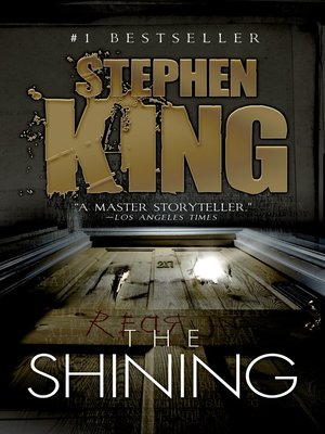 cover image of The Shining