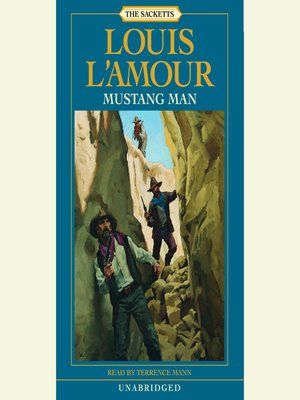 cover image of Mustang Man