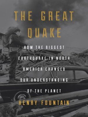 cover image of The Great Quake