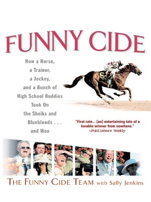 cover image of Funny Cide