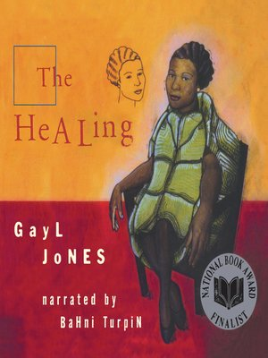 cover image of The Healing
