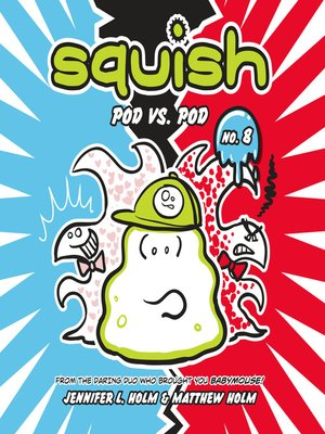 cover image of Squish #8