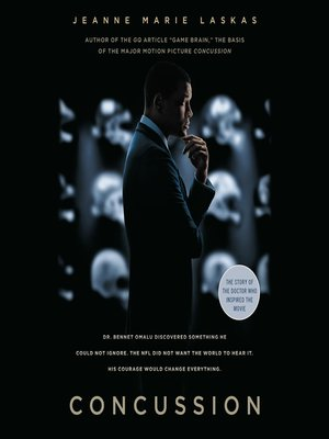 cover image of Concussion (Movie Tie-in Edition)