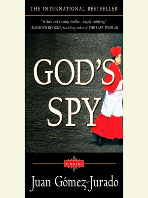 cover image of God's Spy