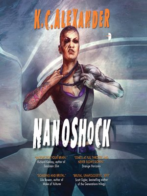 cover image of Nanoshock