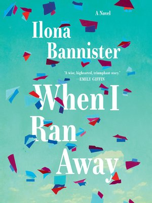 cover image of When I Ran Away