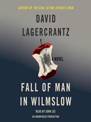 cover image of Fall of Man in Wilmslow