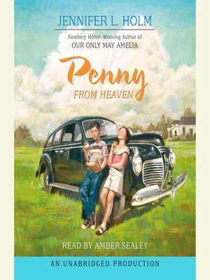 cover image of Penny from Heaven