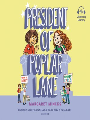 cover image of President of Poplar Lane