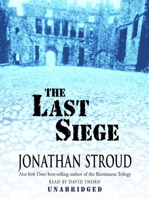 cover image of The Last Siege