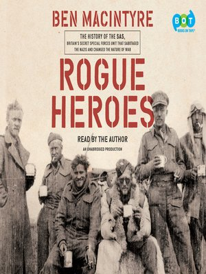 cover image of Rogue Heroes