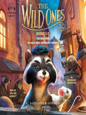 cover image of The Wild Ones & Moonlight Brigade