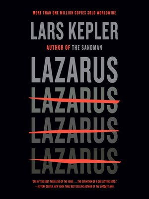 cover image of Lazarus