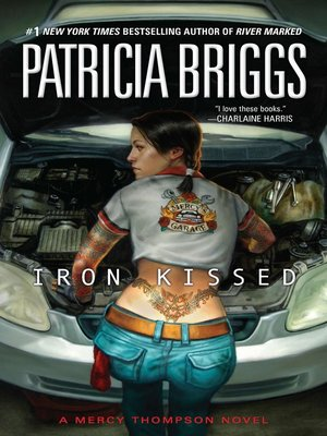 cover image of Iron Kissed
