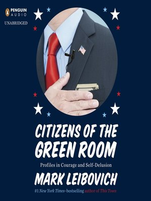 cover image of Citizens of the Green Room