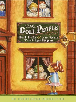 cover image of The Doll People