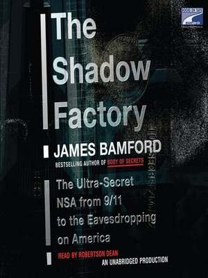 cover image of The Shadow Factory