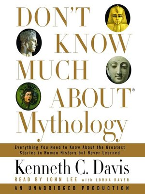 cover image of Don't Know Much About Mythology